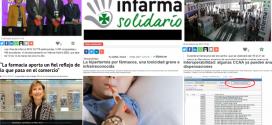 Març: Infarma, les eleccions a la Cambra de Comerç i els riscos de l'ibuprofèn, temes més destacats als mitjans