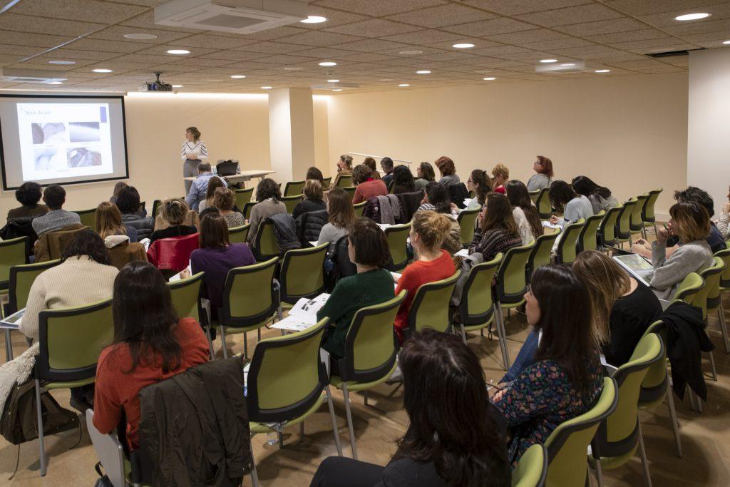 El curs va despertar un gran interès per part dels alumnes.