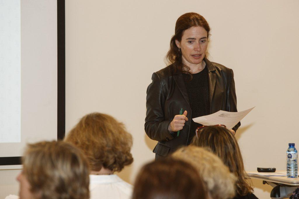 Anna Bach-Faig, una de les coordinadores de la formació.