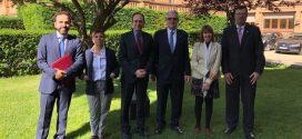 Acord de col·laboració entre el COFB i la Universitat Ramon Llull en l'àmbit acadèmic i de la recerca