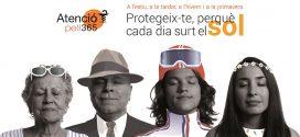 """Arrenca la campanya """"Atenció Pell 365"""" per conscienciar de la importància de protegir-se del sol durant tot l'any"""
