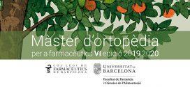 El Col·legi i la Universitat de Barcelona posen en marxa la VI edició del Màster d'ortopèdia per a farmacèutics