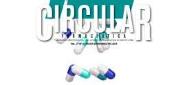 Circular Farmacèutica: Ja disponible l'edició del 3r quadrimestre
