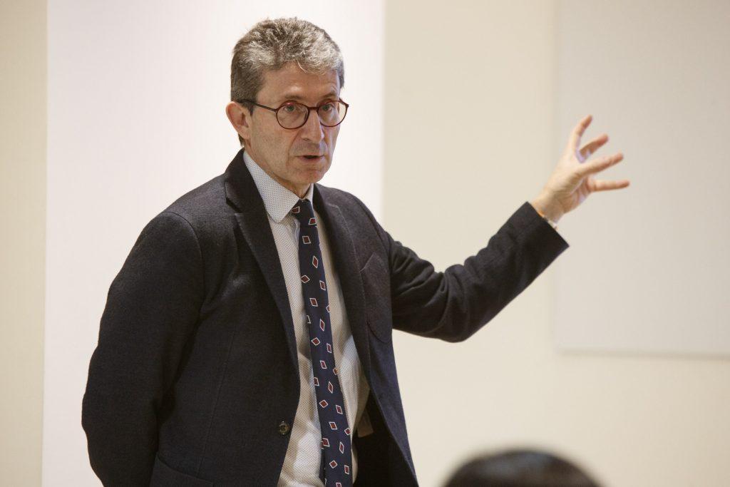 El dermatòleg Josep Malvehy, membre de la Unitat de Càncer de Pell de l'Hospital Clínic de Barcelona i director mèdic de Diagnosis Dermatológica