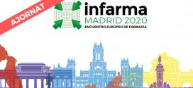 Infarma Madrid 2020 s'ajorna per raons sanitàries. Noves dates del 30 de juny al 2 de juliol