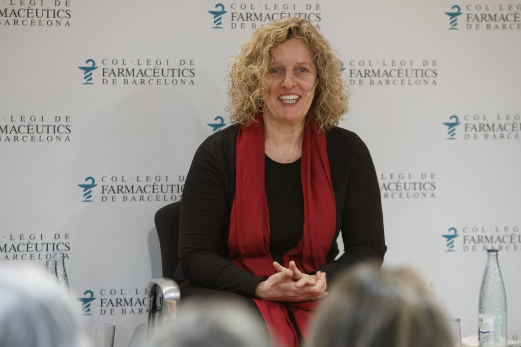La doctora Carlota Dobaño, cap del Grup d'Immunologia de la Malària d'ISGlobal.