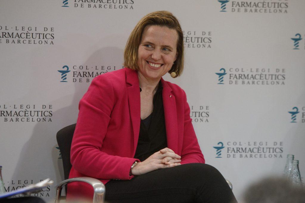 Cristina Bescós, gerent d'EITHealth.