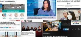 Febrer: Coronavirus, Farmactiva't i el bon ús d'antibiòtics, temes més destacats als mitjans