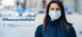 Finalitza la campanya Mascareta /Salut, amb més de 9 milions de mascaretes dispensades des de les 3.227 farmàcies catalanes