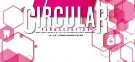 Circular Farmacèutica: Ja disponible l'edició del primer quadrimestre