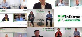 'Infarma Jornadas Digitales COVID-19' registra 8.000 connexions professionals al cicle de sis conferències
