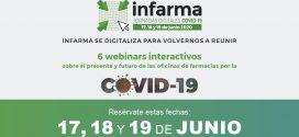 Quines ponències trobarem al programa d'Infarma Jornades Digitals COVID-19?