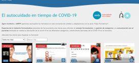 Àgora Sanitària i Anefp posen en marxa un catàleg de vídeos formatius sobre autocura en temps de COVID-19