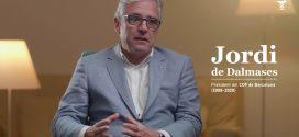 Jordi de Dalmases: Balanç de dotze anys al capdavant del COFB [Vídeo Entrevista]