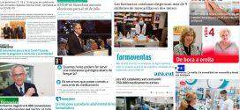 Juny: Les Jornades Digitals d'Infarma, la convocatòria d'eleccions al COFB i la COVID-19, temes més destacats als mitjans