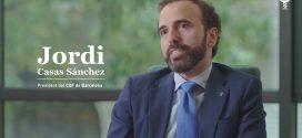 Jordi Casas: Reptes i objectius del nou president del COFB [Vídeo entrevista]