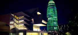 La Torre Glòries s'il·luminarà de verd el pròxim 25 de setembre amb motiu del Dia Mundial del Farmacèutic