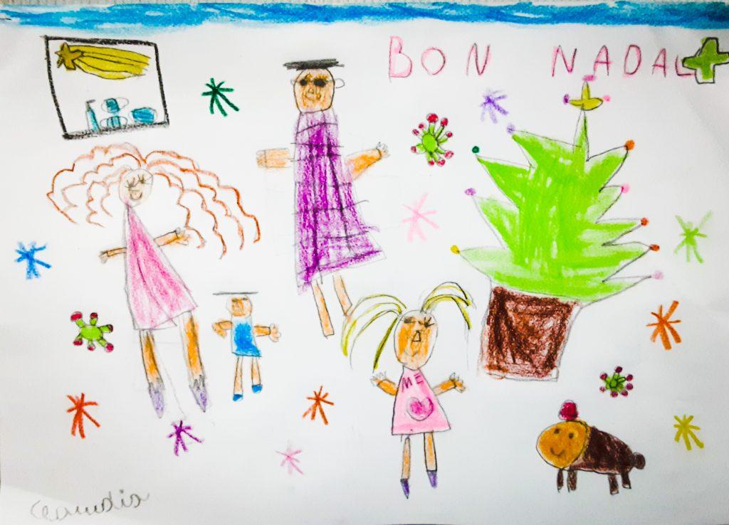 La guanyadora ha estat Clàudia Moya Maymó , de 5 anys.