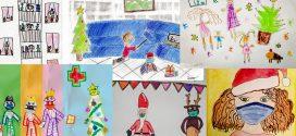 """Concurs de dibuix infantil """"Un Nadal diferent"""": Ja tenim guanyadors i guanyadores!"""