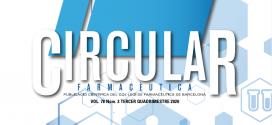 Circular Farmacèutica: Ja disponible l'edició del tercer quadrimestre