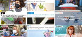 Març: Els cribratges COVID-19 a les farmàcies, la vacunació dels farmacèutics i la commemoració d'un any de pandèmia, temes més destacats als mitjans