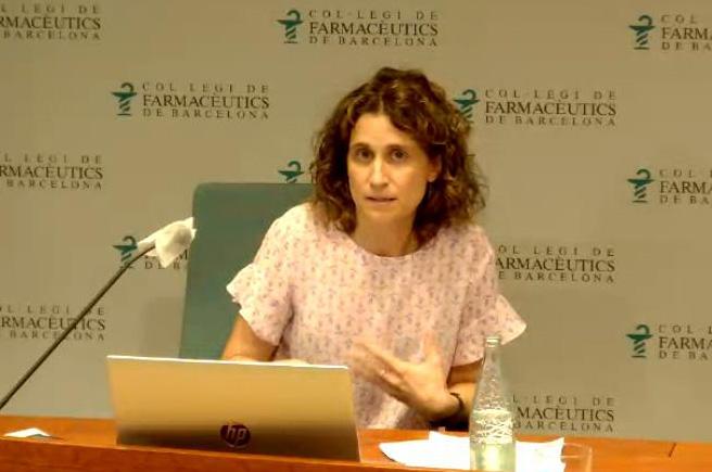 Marta Roig va apuntar que la Guia serà una eina útil per als col·legiats.