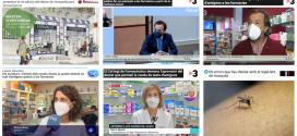 Juliol: Els tests d'antígens sense recepta a les farmàcies i el cribratge als professionals i participants del lleure educatiu d'estiu, temes més destacats als mitjans