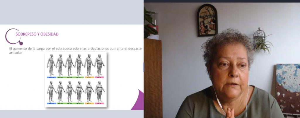 Carmen Porcar, metge especialista en Medicina de l'Educació Física i l'Esport, metge adjunta del CAR Sant Cugat del Vallès, professora del grau de Ciències de l'Educació Física i l'Esport, Escola Universitària Blanquerna.