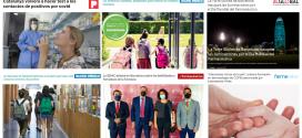 Setembre: El cribratge escolar des de les farmàcies i la il·luminació de la Torre Glòries, amb motiu del Dia Mundial del Farmacèutic, temes més destacats als mitjans